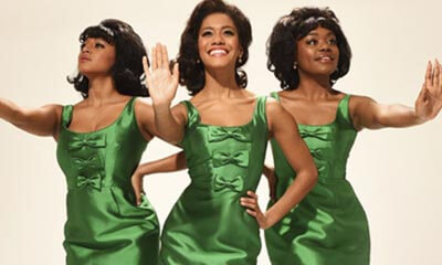 Win a Weekend in London to See Motown The Musical