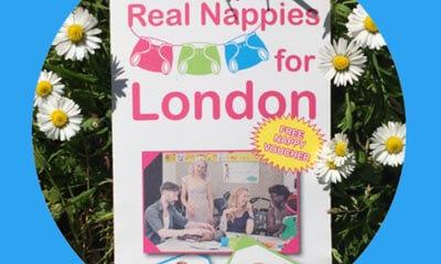 Free £40 Nappy Voucher for London Parents