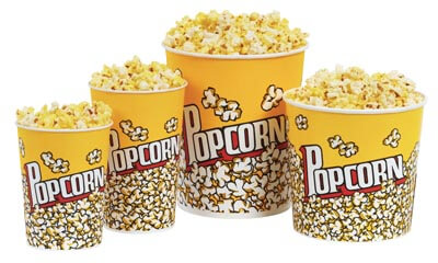 Free Popcorn at Empire Cinemas