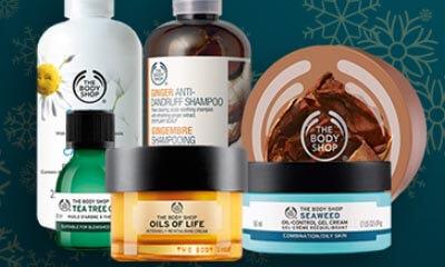 Click here<br />Free  Body Shop Stuff