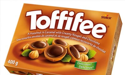 Free Family Time Vouchers from Toffifee