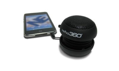 Click here<br />Free  Portable Speaker