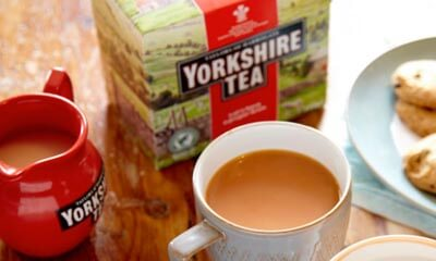 Click here<br />Free  Yorkshire Tea