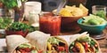 Win 1 of 5 Santa Maria Mexican Food Goody Bags