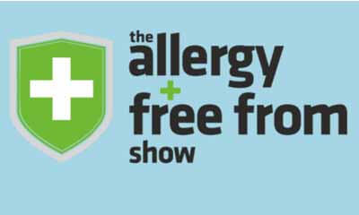 Free tickets to The Allergy & Free From Show 2020