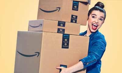 Free 6 Month's Amazon Prime Membership
