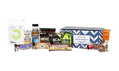 Free Amazon Healthy Snack Box