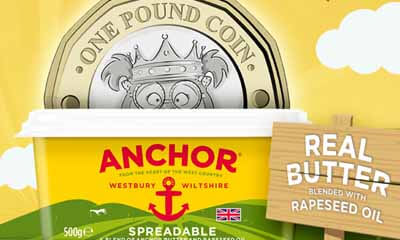 Anchor Spreadable �1 off Coupon