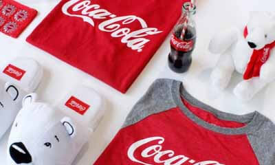 Free Coca-Cola Slippers T-Shirts & Soft Toys