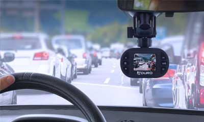 Win a Dashcam Every Month