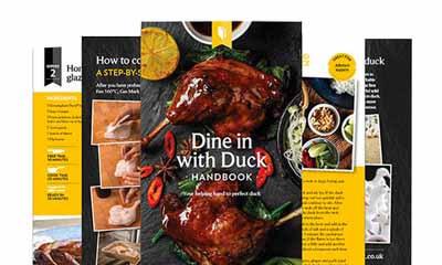 Free Gressingham Duck Recipe Book