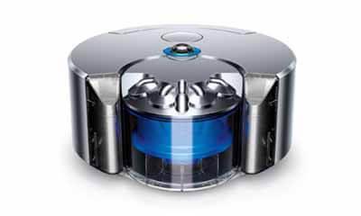 Free Dyson 360 Eye Robot Vacuum Cleaner