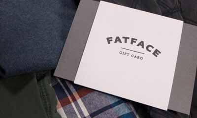 Free �50 FatFace Gift Card