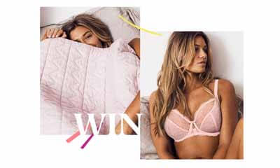 Win a Freya Lingerie for You &  Friend