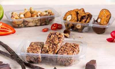 Free Box of Four Healthy Snacks