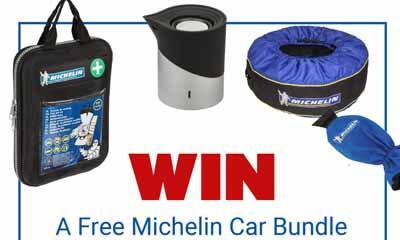 Win a Michelin Car Bundle With KwikFit