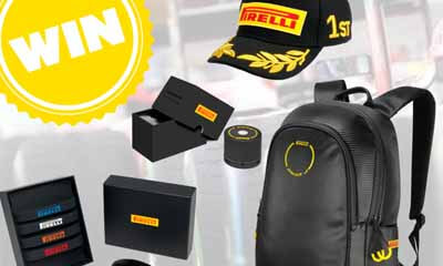 Win a Pirelli Racing Pack with Kwik Fit