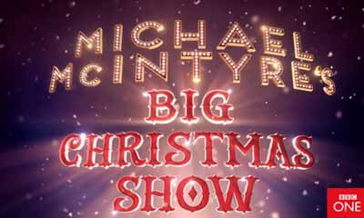 Free Tickets To Michael Mcintyre Xmas Show