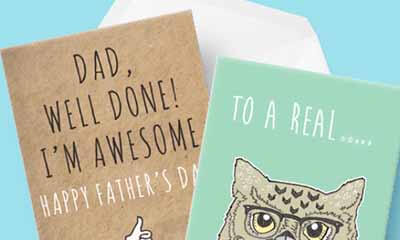 Free Father's Day Card from Choosey.com