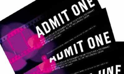 Free Odeon Cinema Tickets