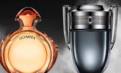 Free paco rabanne fragrance sample (quiz required) yo! Free samples.