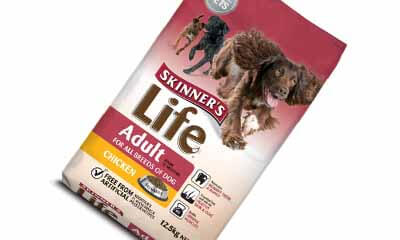 Free Pack of Skinner's Dog Food