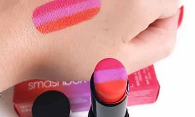 Free Smashbox Be Legendary Triple Tone Lipstick