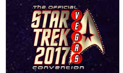 Win a Trip to Las Vegas Star Trek Convention
