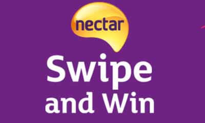 Free Nectar Points (Between 200 and 5,000)
