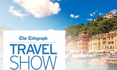 Free Tickets to the Telegraph Travel Show 2018