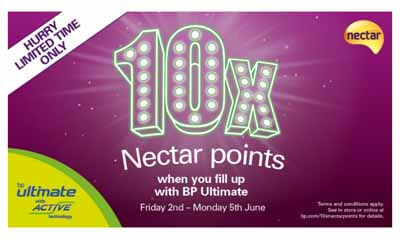 Free Nectar Points from BP