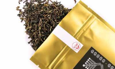 Free T-Shirt Loose Leaf Tea Sample