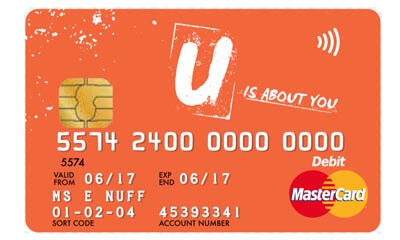 Free Prepaid Mastercard from uAccount