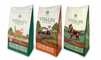 Free Vitalin Dog Food