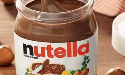 Free Jars of Nutella