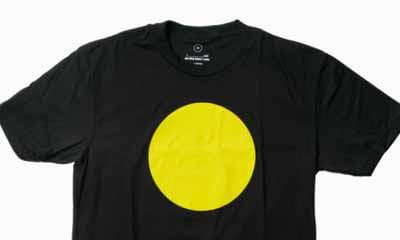 Free Yellow Circles T-shirt