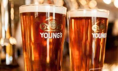 Free Pint at Youngs Pubs