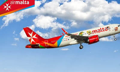 Free Flights from Air Malta