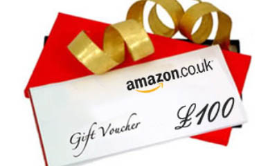 Free Amazon Vouchers for Each Survey