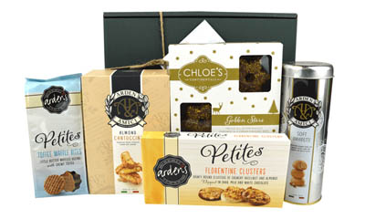 Free Arden's Snack Hampers