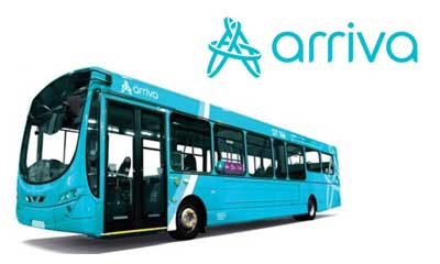 Free Arriva Bus Tickets