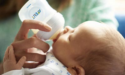 Free Philips Avent Baby Bottles