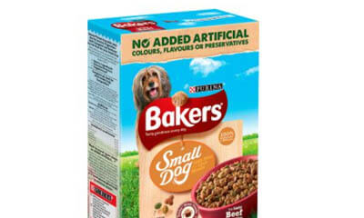 Free Bakers Dry Small and Adult Dog Food