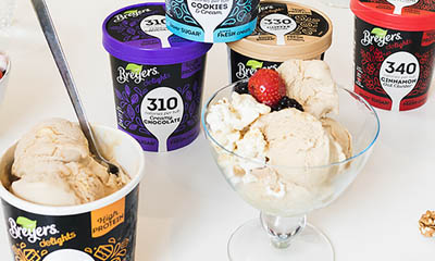 Win One Year's Supply of Breyers Delights Ice Cream
