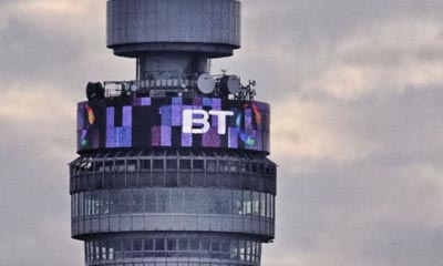 Free Tickets to BT Tower Great Indoor Event