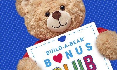 Free Build-A-Bear Worth £12!