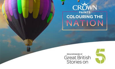 Free Great British experience with Crown Paints
