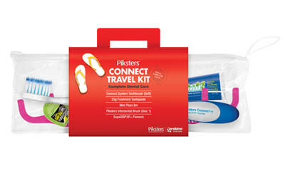 Free Dental Hygiene Travel Kit