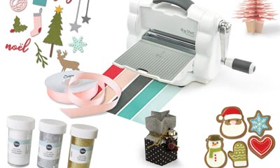 Win a Dies & Accessories Christmas Making Kit