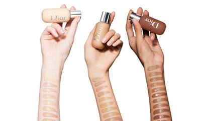 Free Dior Backstage Face & Body Foundation